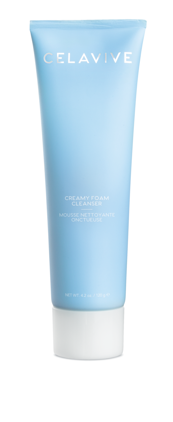 Celavive_ Creamy Foam Cleanser Image Only